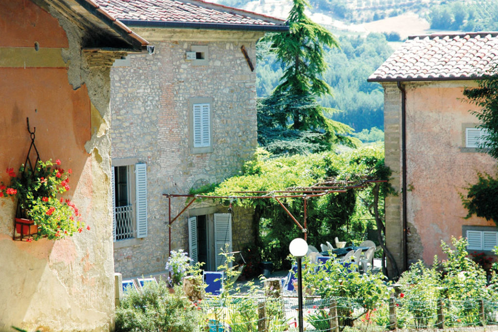 A Family-Friendly Hotel in Umbria