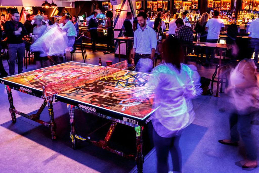 London's Best Activity Bars