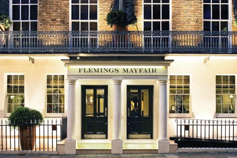Luxe London Stay: Flemings Hotel
