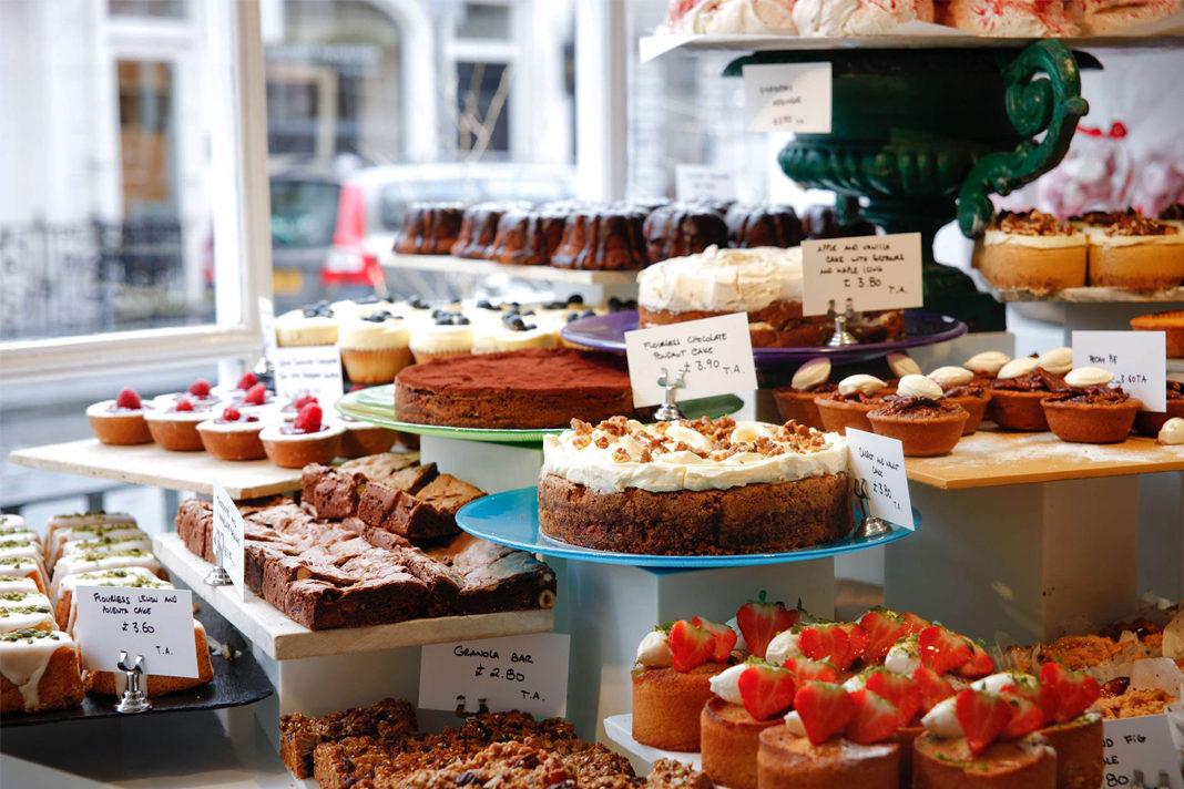 london bakeries