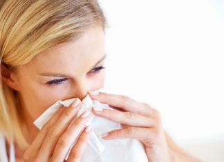Flu face
