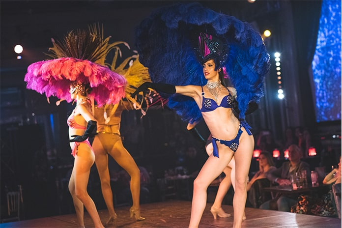 things to do for Valentine's Day at the London Cabaret Club
