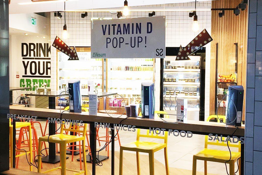 vitamin d bar