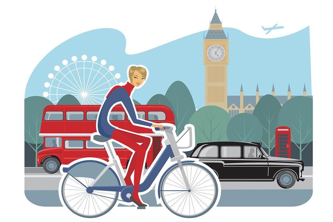 bike rides in london