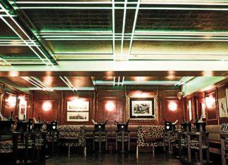 Take a Peak Inside West London's Exclusive Albert's Club