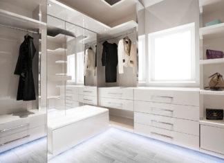 Wyndham Design Tells Us How To Create The Ultimate Walk In Wardrobe