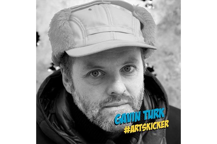 Judge Gavin Turk