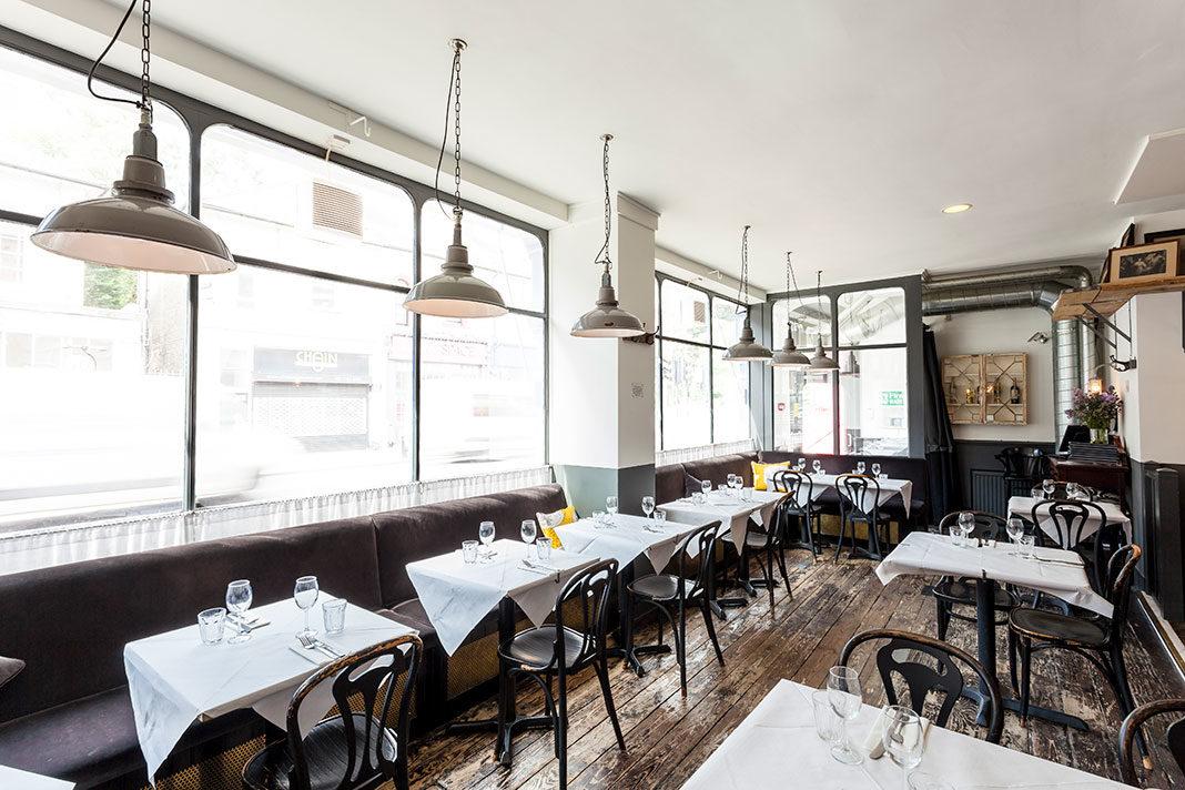 7 of the Best London Neighbourhood Italians
