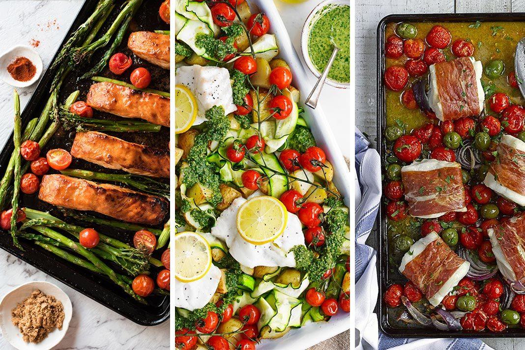 one tray recipes