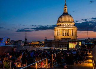 8 of the best outdoor cinemas in london