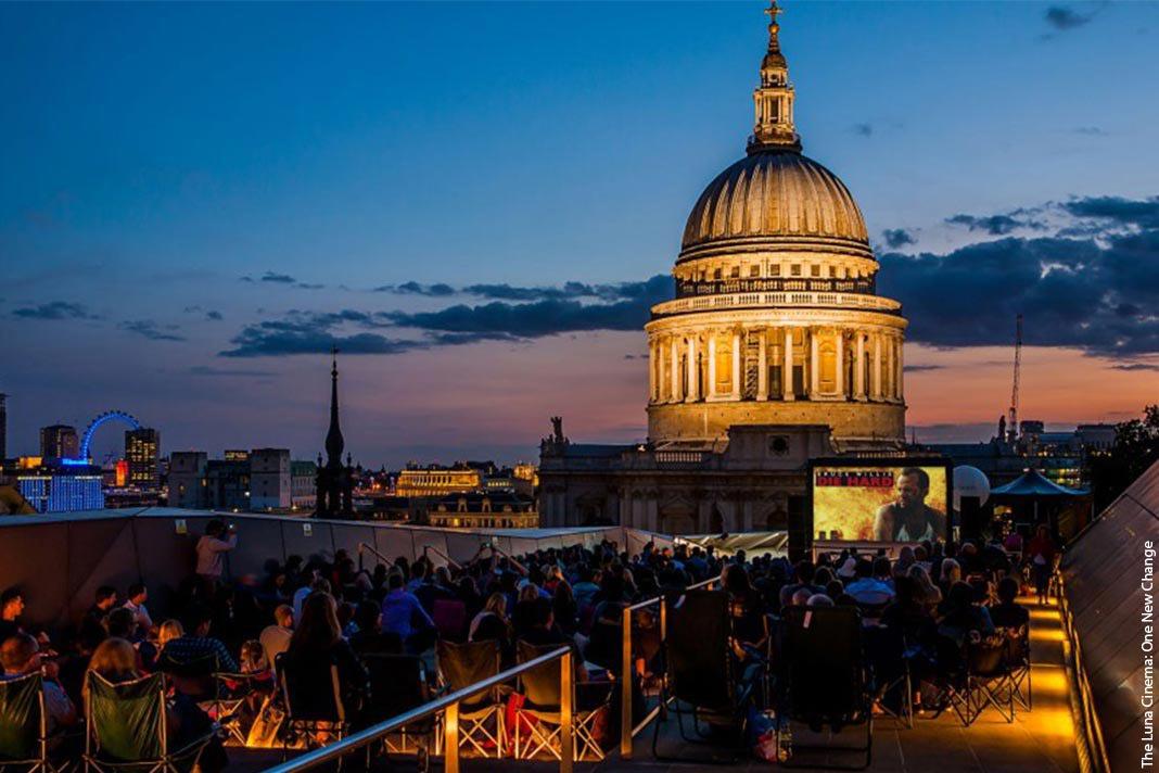 online retailer 0dad8 34bdb 8 of the Best Outdoor Cinemas in London