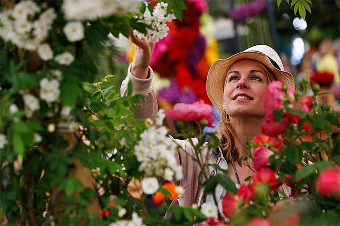 chelsea flower show, chelsea, gardening
