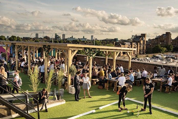 10 rooftop bars
