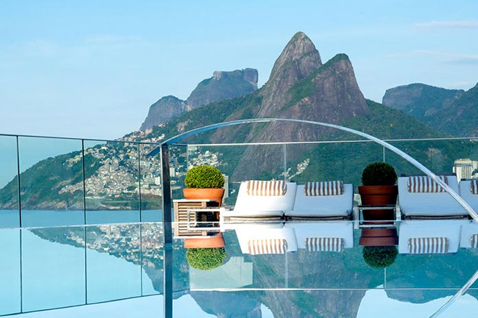 5 of the Most Instagrammable Hotels in the World