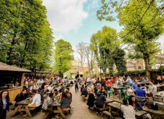 8 of the Best Beer Gardens in London
