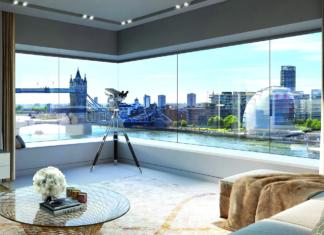 Eight Of The Best Apartments Overlooking London's Landmark Views