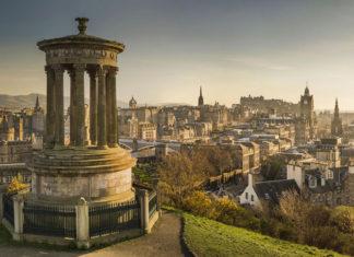 The Best Michelin Starred Restaurants in Edinburgh