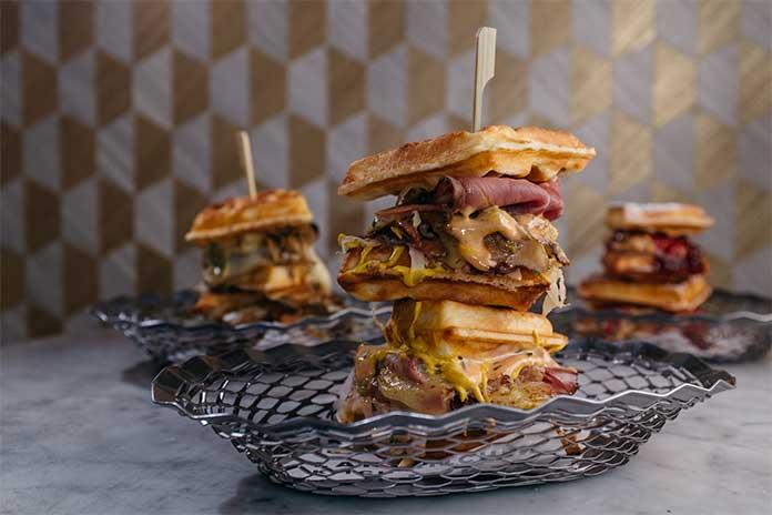 sandwich week