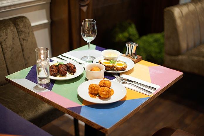 Restaurant Review: 100 Kensington, West London's Quirky New Hangout