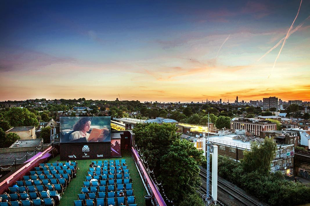 The Ultimate '90's Party with Badoo, Nick Grimshaw and Rooftop Film Club