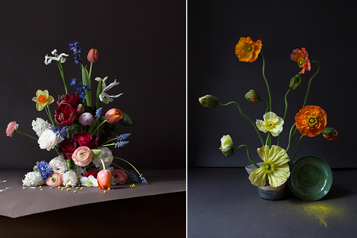 Flower Arranging: Tips From Expert Wagner Kreusch at the London Flower School