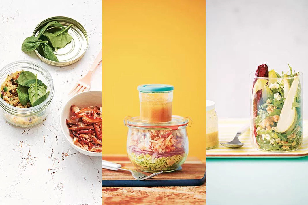 5 Delicious Jar Recipes for Each Day of the Working Week