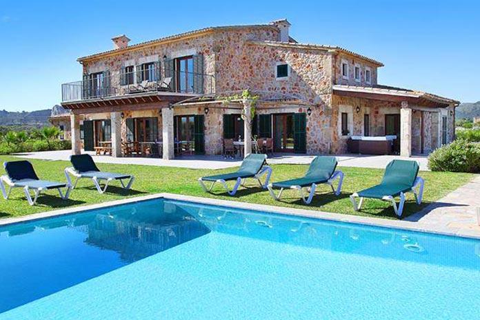 group villas