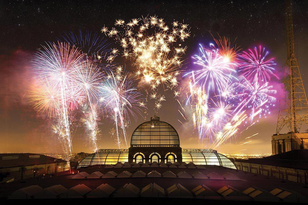 London's Best Fireworks