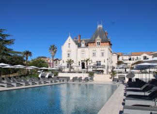 traver review -Château St Pierre de Serjac
