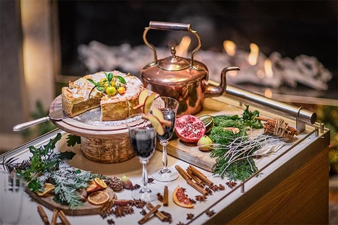 Best Festive Menus The Montagu Kitchen