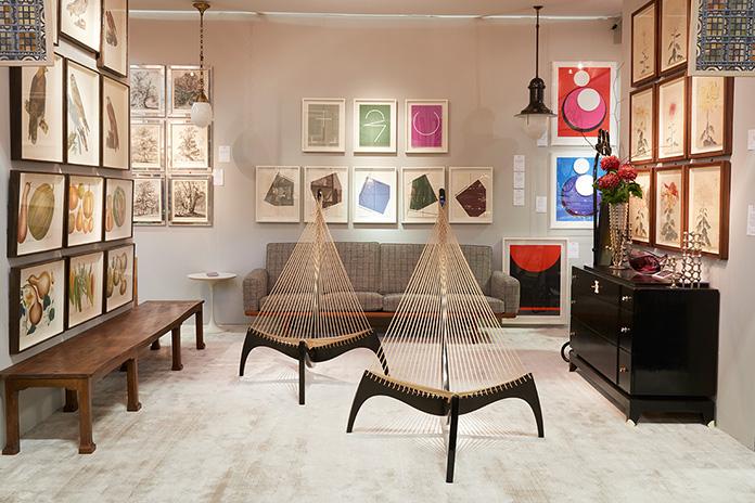 Decorative Antiques and Textiles Fair
