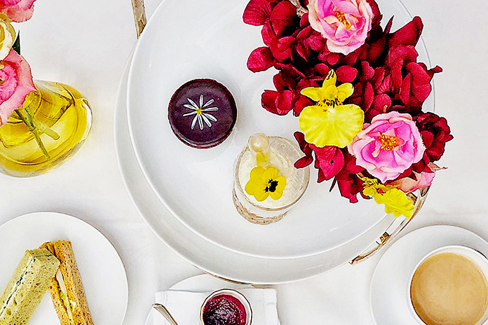 New Afternoon Teas In London