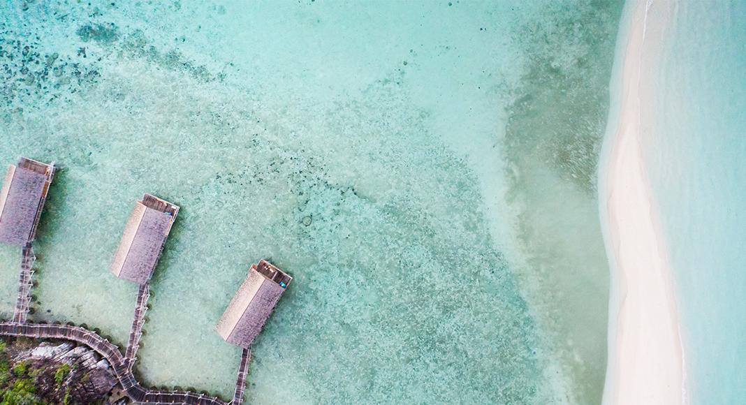 best overwater accommodation