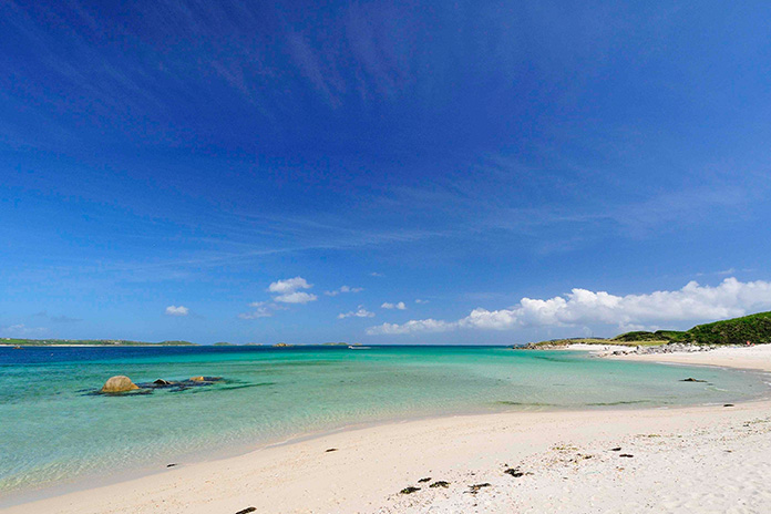 Tresco Scilly Isles