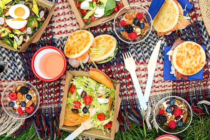 ready-made picnic