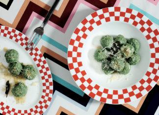 ricotta and spinach gnocchi