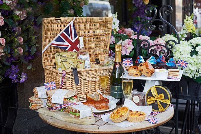 ready made picnic