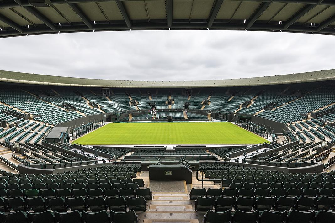 Watch Wimbledon in West London