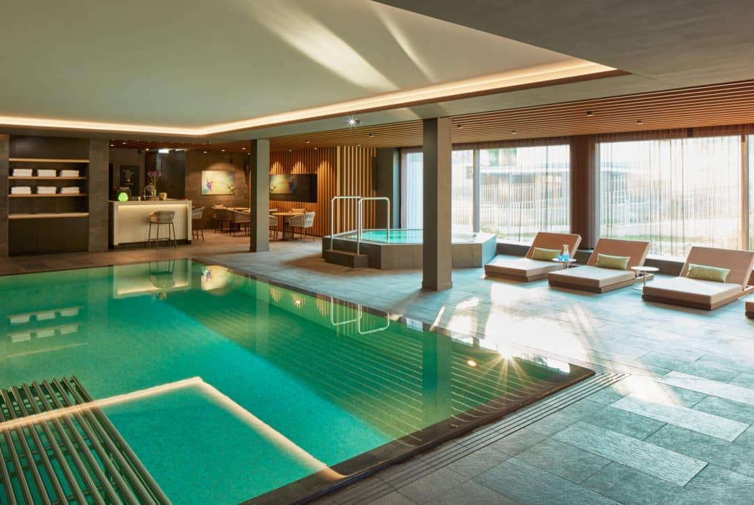 Hard Rock Davos Pool