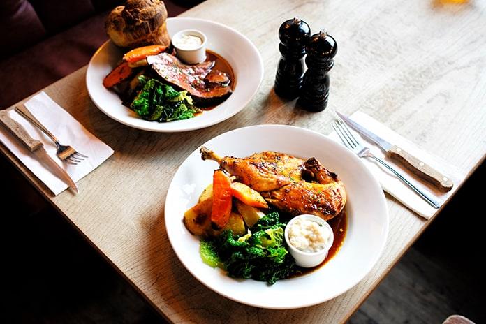 best roasts in west london
