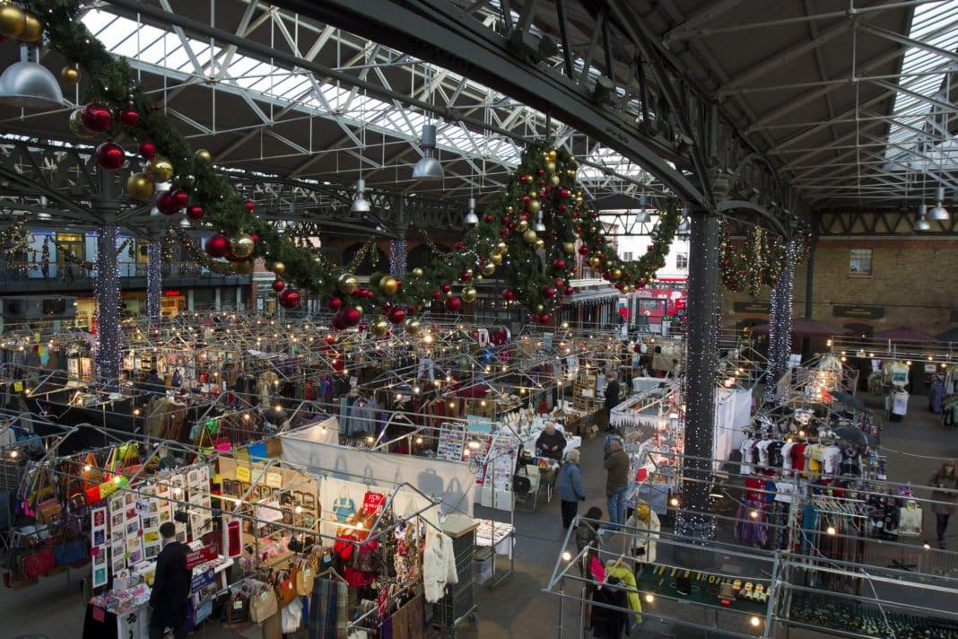 Old Spitalfield Market