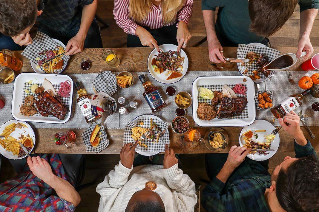 Thanksgiving in London