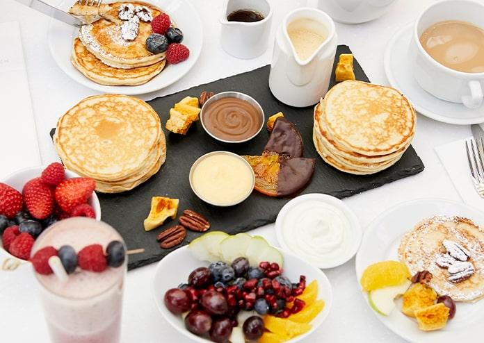 Harvey Nichols Pancake Day