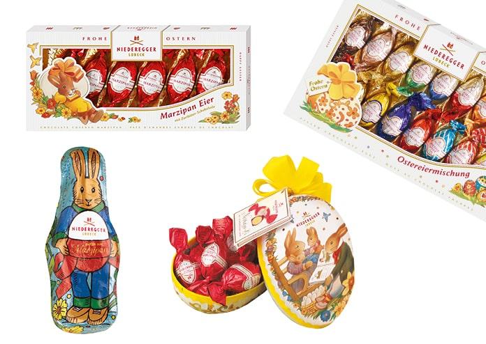 Niederegger Best Easter Eggs