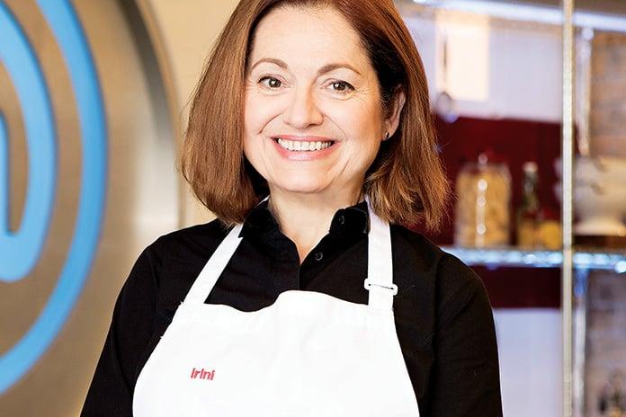 Master chef winner Irini