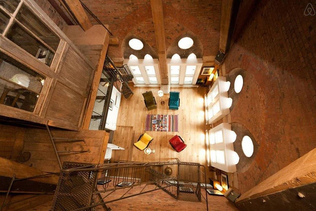 London's coolest Airbnb's
