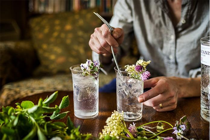 London cocktail week The Botanist