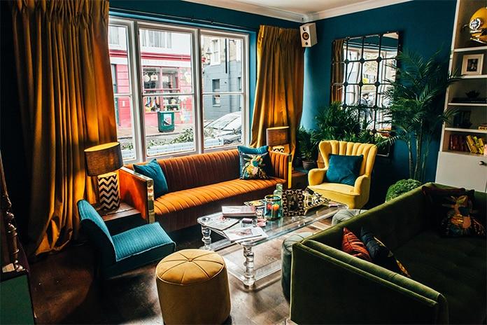 Little Yellow Door London cocktail week