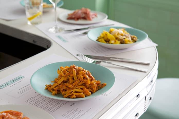 Lina Stores - Italian restaurants