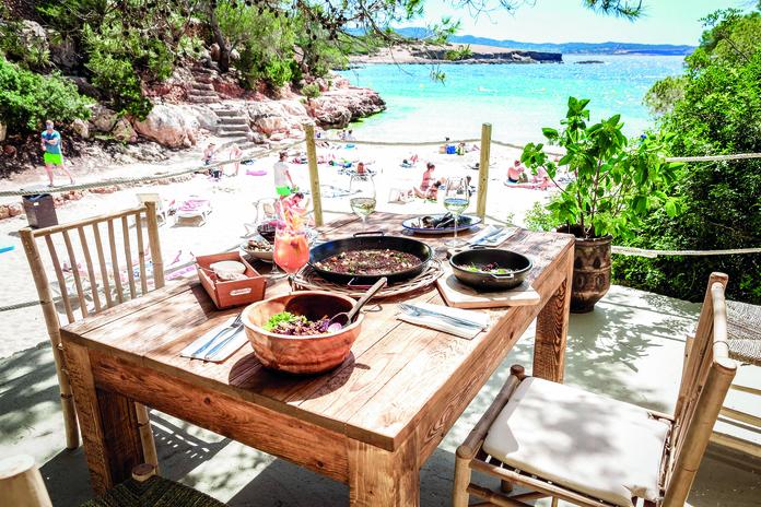 Ibizan getaway